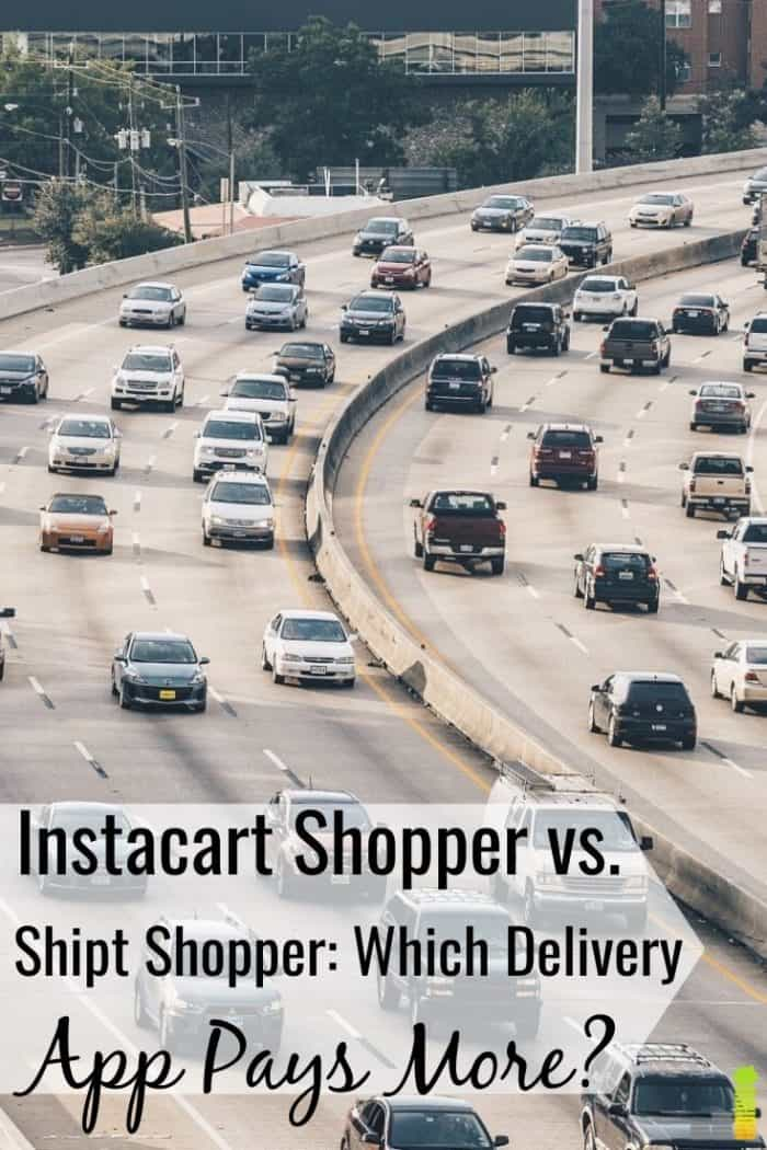 Who wins when comparing Instacart Shopper vs. Shipt Shopper as a driver? We compare pay, requirements, and schedule to see which app is better for drivers.