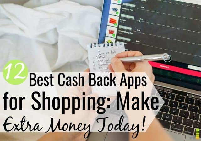 The best cash back apps give you money back at the store. Here are the 12 best cash back shopping apps to earn extra money to put back in your budget.