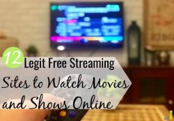 Free streaming services let you watch your favorite movies and shows and save money. Here are the 12 best free streaming apps to watch content online.