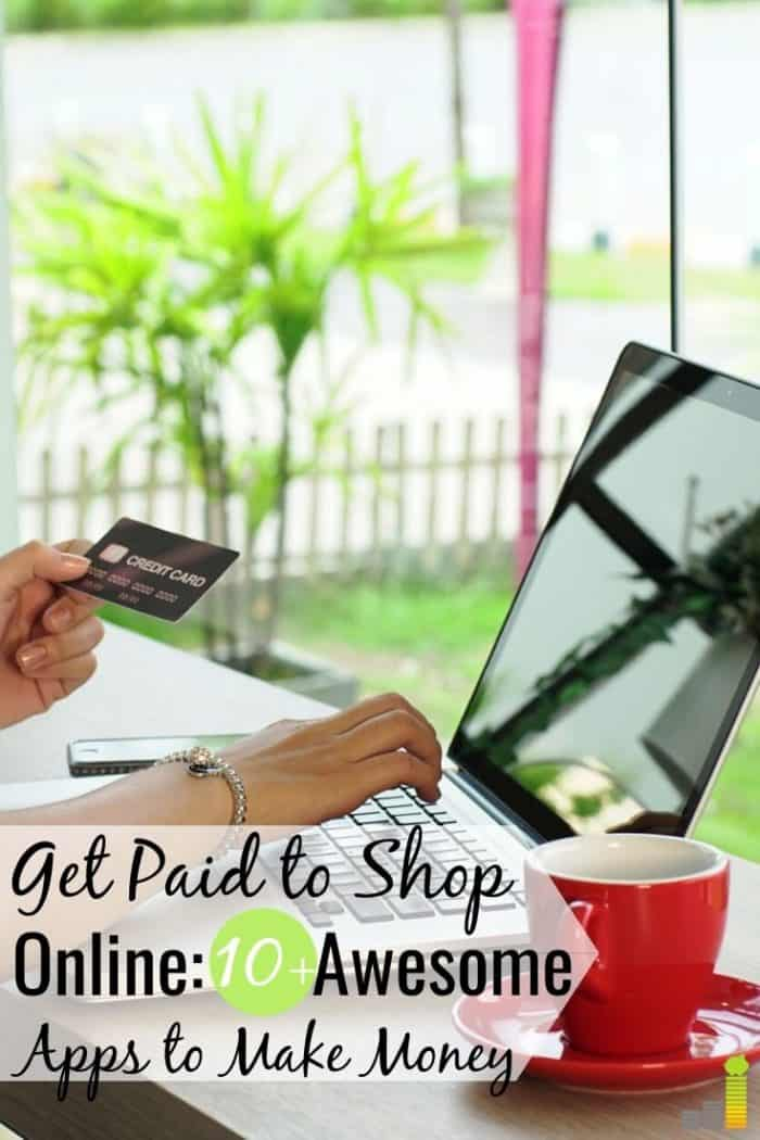 You can get paid to shop online for free with little effort. Here are the 10+ best cash back shopping apps to use to save money when you shop online.