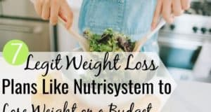 There are many weight loss programs to help you shed pounds. Here are the 7 best Nutrisystem alternatives you can use to lose weight on a budget.