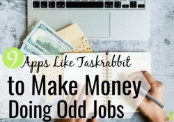Apps like Taskrabbit let you find odd jobs to earn extra money. Here are the 9 best alternatives to Taskrabbit to find gigs near you and make $20+ per hour.