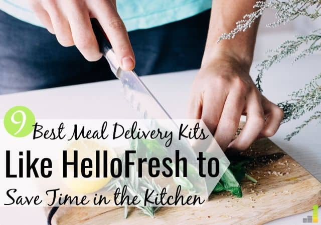 Meal subscription companies like HelloFresh save time in the kitchen. Here are the 9 best alternatives to HelloFresh that sell healthy meals at a low cost.
