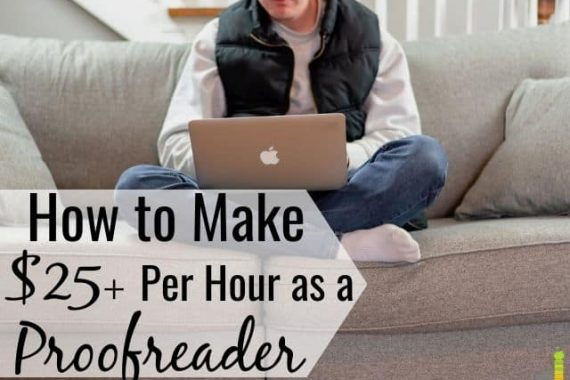Do you want to become a proofreader and not know where to start? Here's what you need to be successful, find jobs, and earn $25+ per hour working from home.