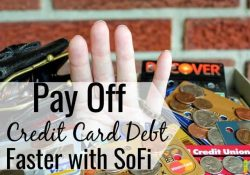 Consolidating credit card debt is a great way to pay off debt. Read our review of SoFi personal loans to see how they can help you kill debt and save money.