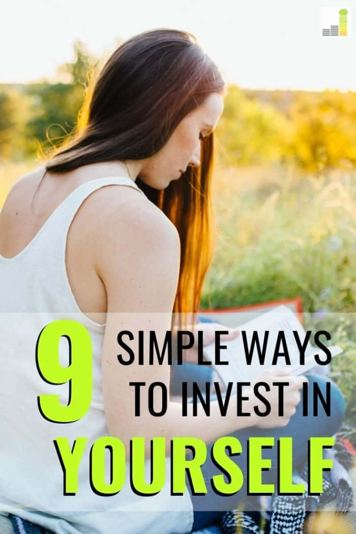 There are many ways to invest in yourself but you may not know where to start. Here are 9 options for self-investment that grow your wealth and fulfillment.