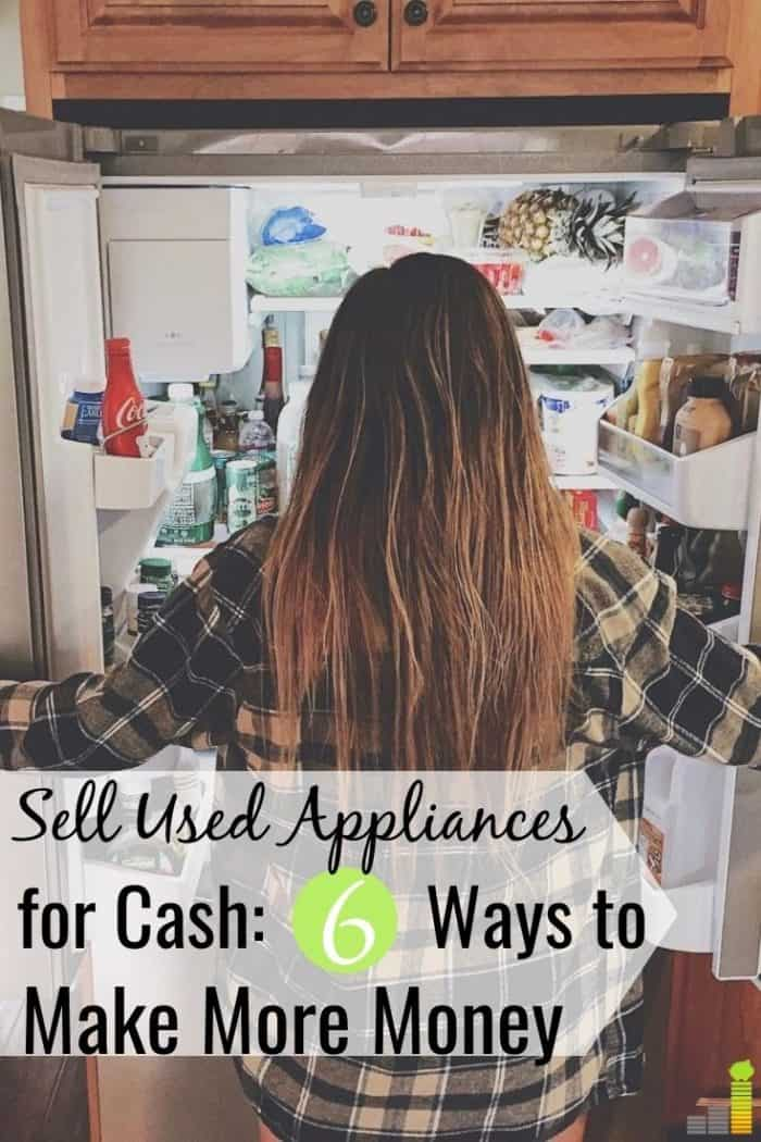 Want to know where to sell used appliances for cash near me? Here are the 6 best places to recycle old appliances for cash and lower the cost of a new one.