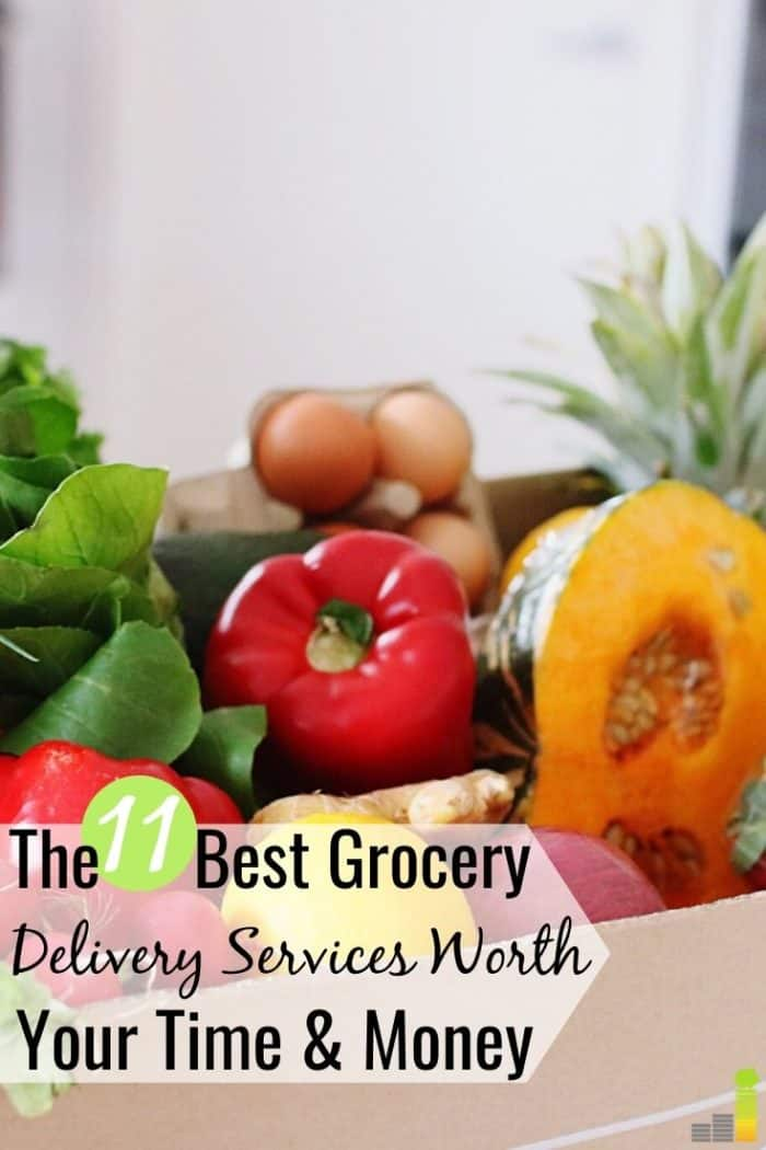 The best grocery delivery services save time for other needs. Here are the 11 top online meal delivery services, along with what they cost and offer.