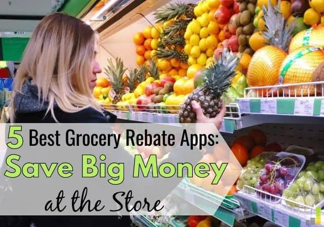 The best grocery rebate apps let you save money on groceries and more. Here are the 5 best cash back grocery apps that put more money in your pocket.