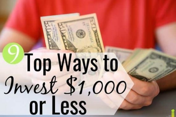 You can start investing with $1,000 or less easier than you think. Here are 9 real ways to invest with little money and grow your wealth.
