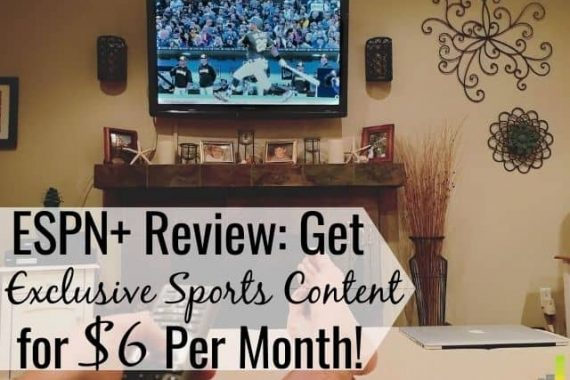ESPN+ is a standalone app that has exclusive sports content. Our ESPN Plus review shows how it works and what you get for $5.99 per month.