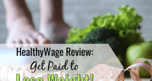 HealthyWage allows you to make money while losing weight. My HealthyWage review shows how it works and how to get paid to get healthy.