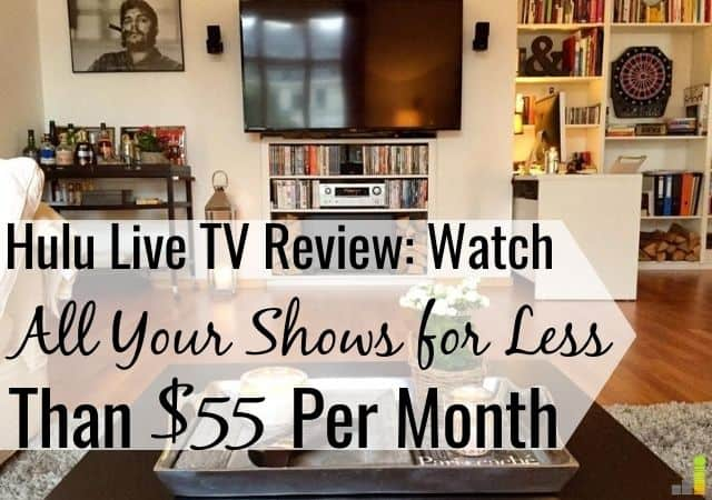 Hulu with Live TV is a good replacement to a pricey cable contract. Read our review to see how well the 60+ channel platform works as a replacement.