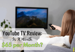 YouTube TV is a terrific cable alternative, but it's expensive. Read our review to see if it's worth $65 per month, and discover cheaper alternatives.
