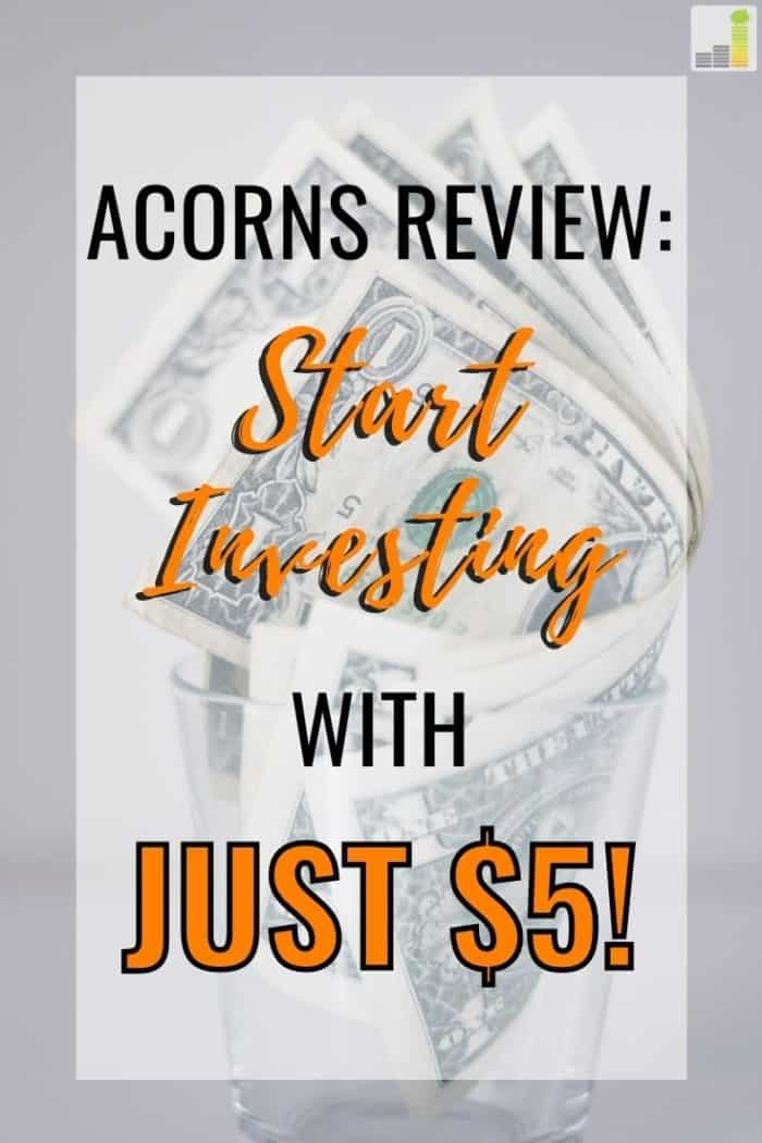 Acorns is a micro-investing app that lets you invest with as little as $5. Read our review to see how you can build wealth by investing your spare change.