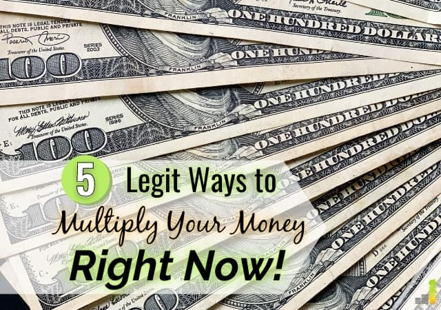 You can multiply your money in many ways, though not all are equal. Here are 5 ways to grow your money quickly and pursue financial freedom.