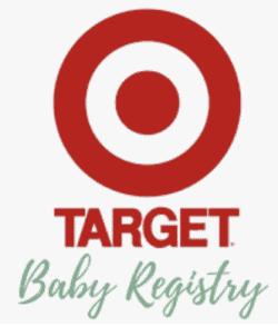 target baby registry logo