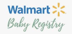 Walmart baby registry logo