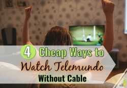 Want to know how to watch Telemundo without cable? Here are 4 ways to watch your favorite shows without paying for cable and save big.