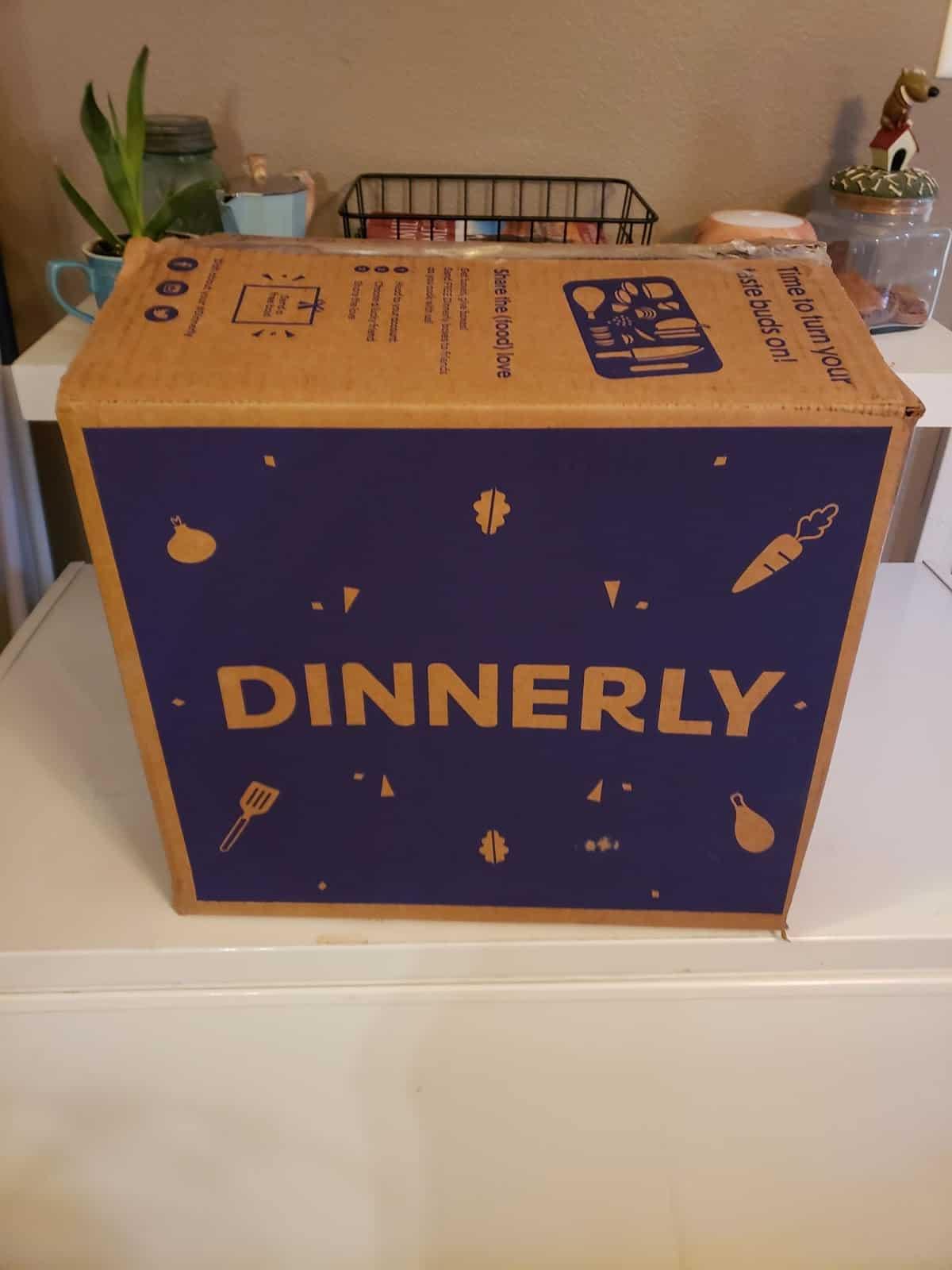 Dinnerly Box